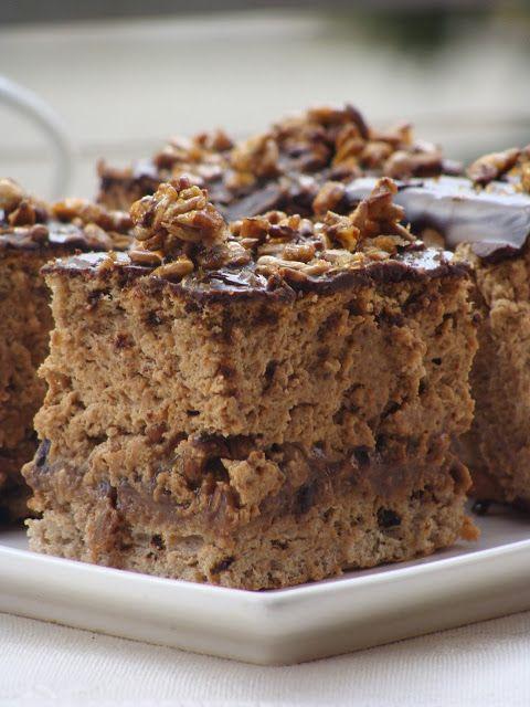 Izioni pyszne smaki: Ciasto kawowo-słonecznikowe