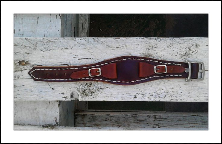 Correas para reloj hechas en cuero