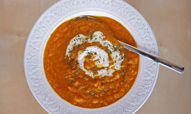 Recipe: Melissa Clark's Any Root Vegetable Soup