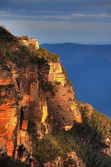 Blue Mountains National Park, NSW, Australia.  Photo:  Felix Haryanto