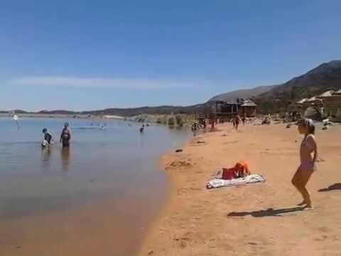 DIQUE PISCU YACO 20KM DE VILLA DE MERLO SAN LUIS - YouTube