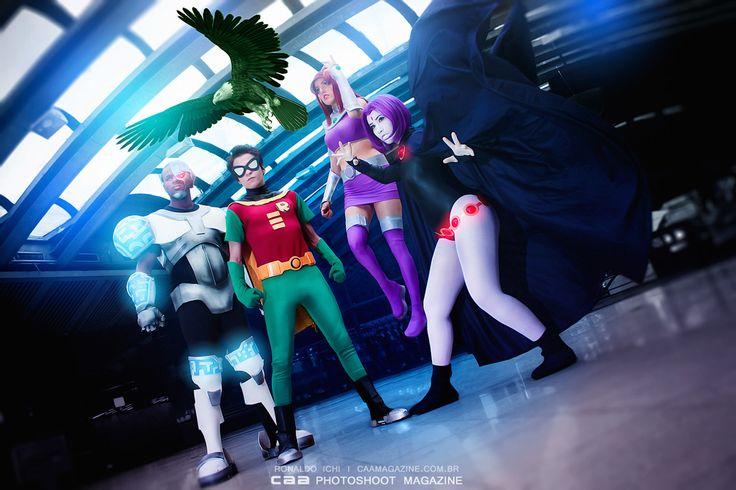 Teen Titans | DC COMICS (TV series) Vol.1