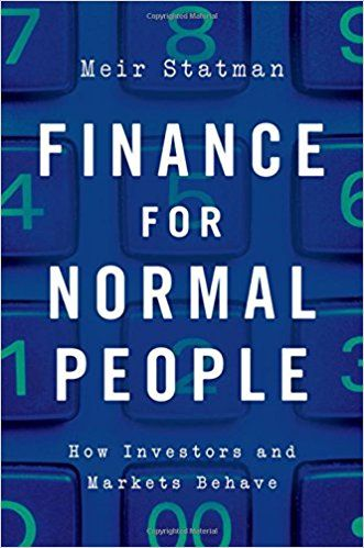 'Finance For Normal People' (OUP 2017) discusses —among other things —our unreflective reasoning about money and what we can do about it.  http://amzn.to/2vIWPFp