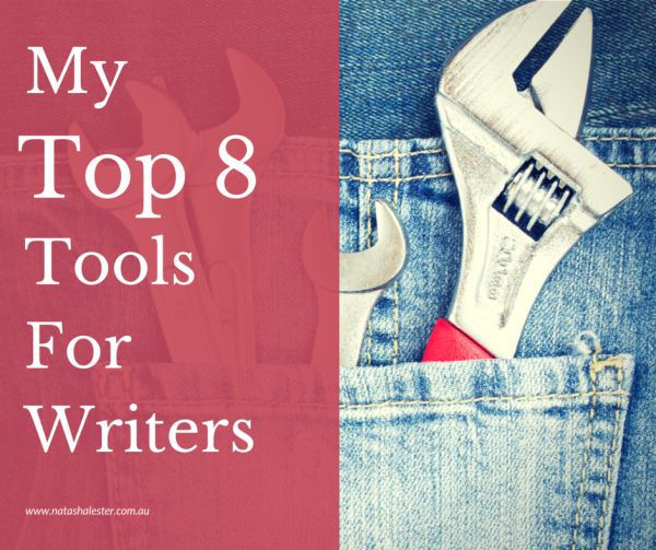 8 Writing Tools For Authors