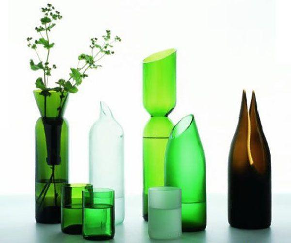 248 best images about reciclado de materiales on pinterest - Como cortar botellas de vidrio ...