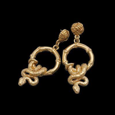 Snake Earings