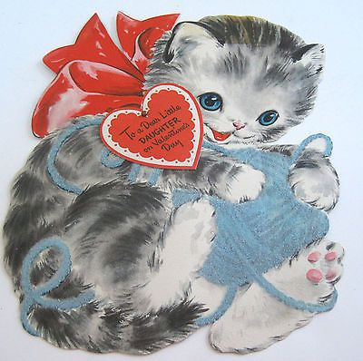 4173 best images about Vintage cards – Huge Valentine Cards