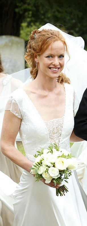 Shinjinee writes (24 April 2015) :  Alicia Fox-Pitt, who married Sebastian Stoddart in 2013, is a loyal friend of Kate's from her Marlborough College days.  She is younger sister of Olympian eventer William Fox-Pitt.