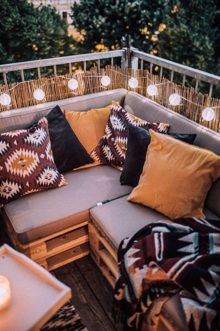 Kleinergarten New Home Mein Kleiner Balkon Leonore Forster Balcon Balcon Balkon Forster Kl In 2020 Balcony Decor Small Balcony Decor Apartment Balcony Decorating