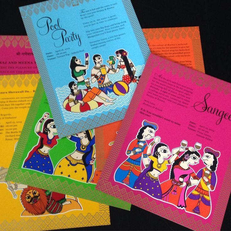 Free Online Indian Wedding Invitation Website: UX/UI Designer, Invitations And Ideas