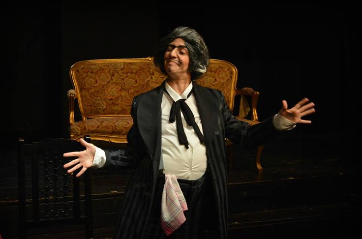 - The Diary of a Scoundrel by Alexander Ostrovsky  /  Costume Designer: Stavroula Spyrou   /   Theatrical Show (July 2016)     Theatre: Vafion   /     https://www.facebook.com/stavroulaP.spyrou
