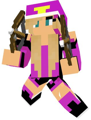 Toy Chica Human Minecraft Skin Full HD Pictures K Ultra Full - Skins para minecraft pe chicas