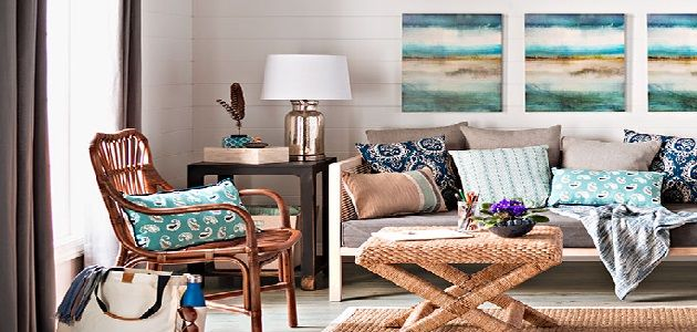 Casual Living Room Paint Colors