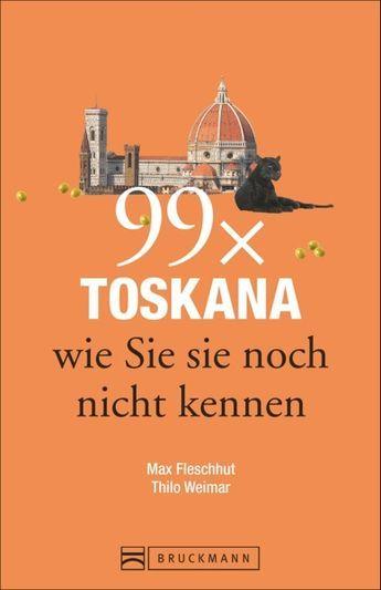 Buch 99x Toskana