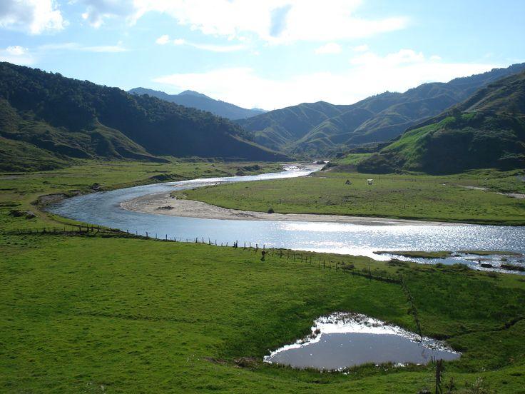 Así son, los paisajes de Colombia