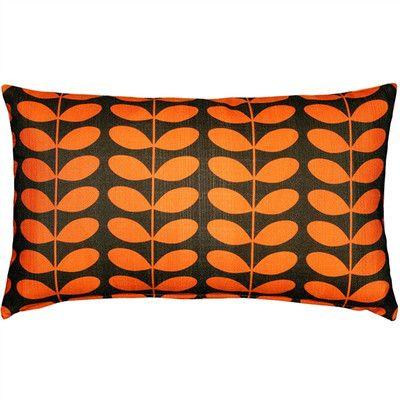 Ivy Bronx Faviola Mid-Century Modern Indoor/Outdoor Lumbar Pillow Color: