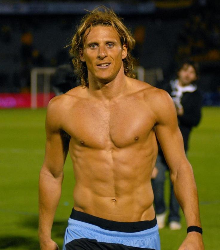 Diego Forlan of Inter Milan..(Uruguay)