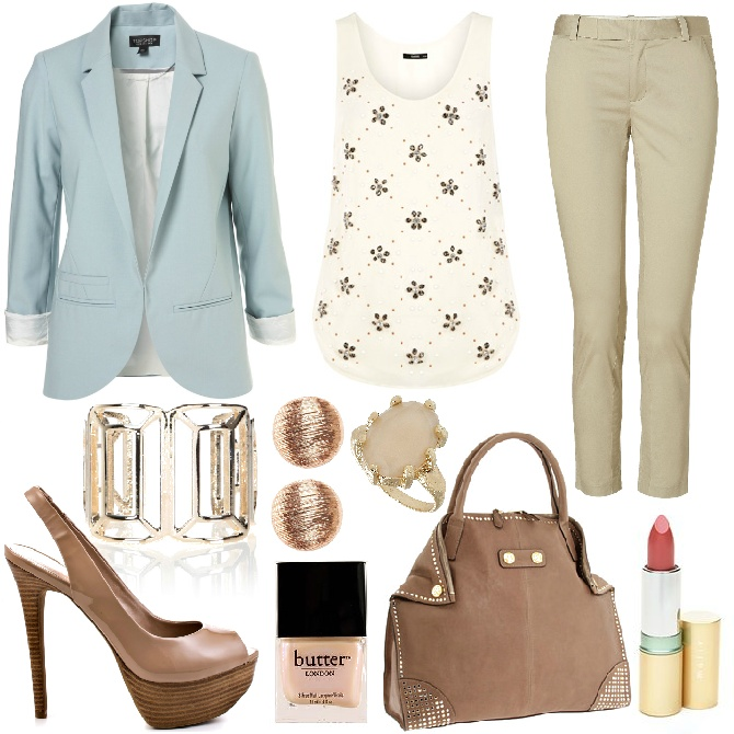 137 Best Images About Cute Office Outfits On Pinterest | Hello Gorgeous Cute Work Outfits And ...