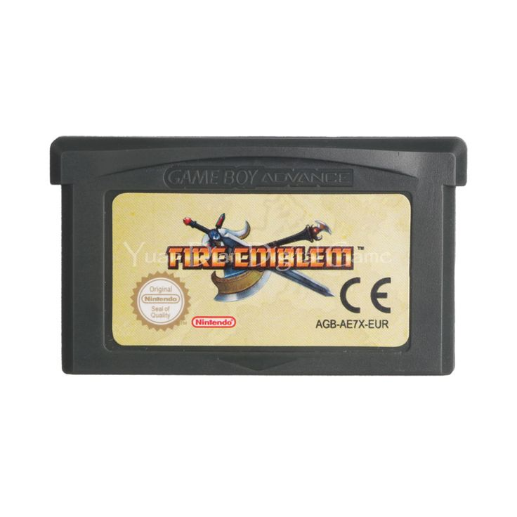 >> Click to Buy << Nintendo GBA Video Game Cartridge Console Card Fire Emblem ENG/FRA/DEU Language Version #Affiliate