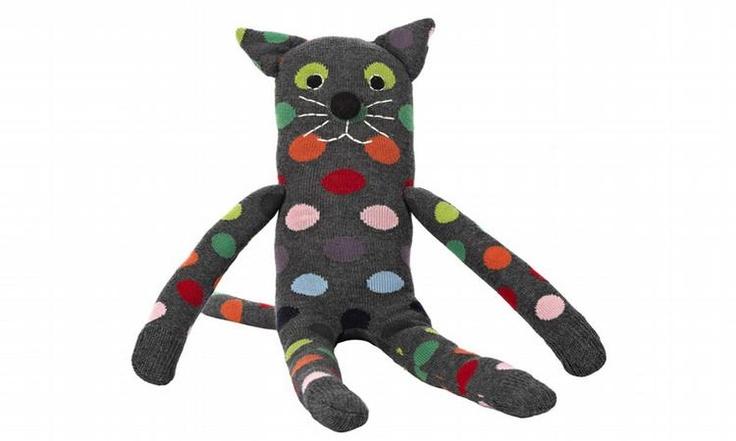 Cat with Dots : Anne Claire Petit