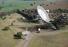 Radio telescopes are often used by SETI projects