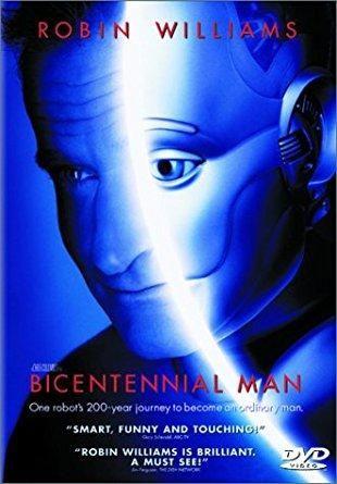 Bicentennial Man (1999) / DVD Robin Williams, Embeth Davidtz, Sam Neill, Oliver Platt, Kiersten Warren
