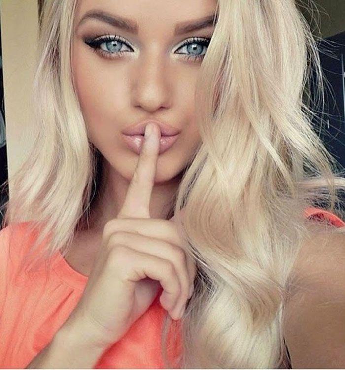 Makeup Hacks for Blondes