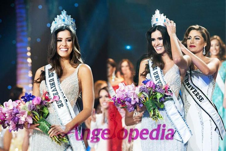 Miss Universe 2014 is Paulina Vega Dieppa Colombia