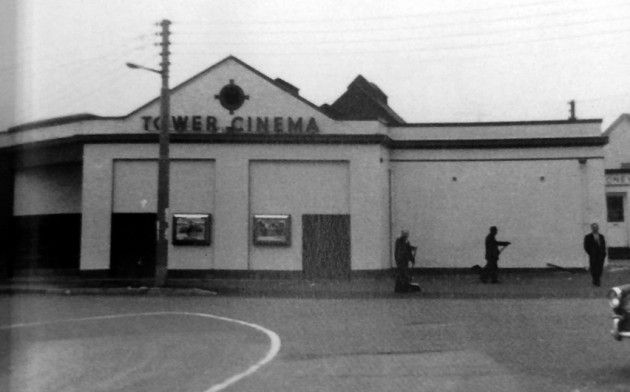 The Tower Cinema, Clondalkin. Dublin 1960s