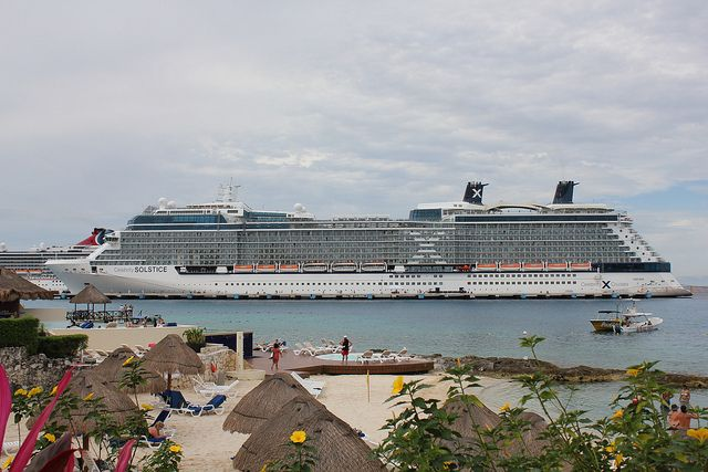 CELEBRITY CRUISES - CELEBRITY ECLIPSE Sky Observation ...