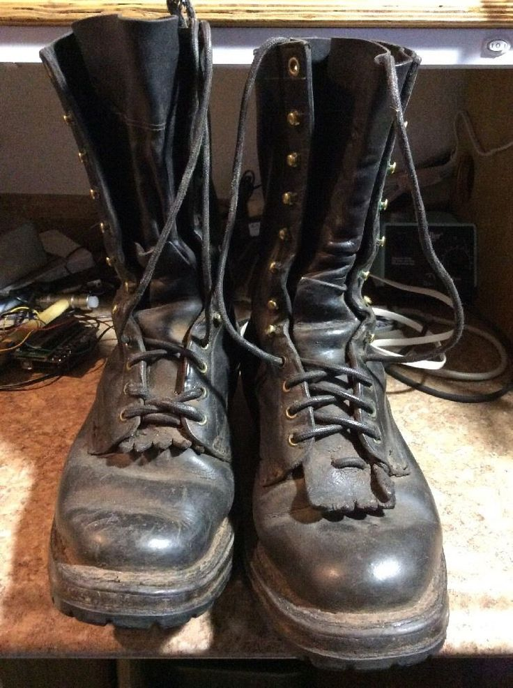 Whites Boots Smokejumper Wildland Firefighting Boots In