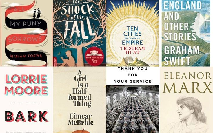 The must-read novels, memoirs and history books released in 2014 so far. Updated weekly. THE TELEGRAPH