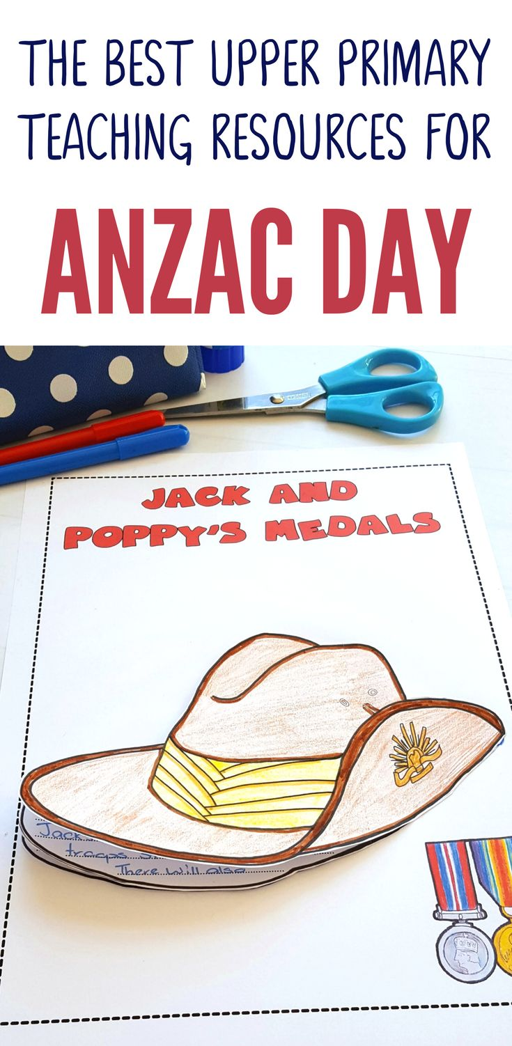 This great range of Anzac Day activities and printables have been designed especially for Australian and New Zealand upper primary students. The seven activities included in the pack are: Mini-Unit Title Page | Comprehension text and foldable questions | Primary Source Analysis writing Activity | Where in the world is Gallipoli Geography Mapping Exercise | Anzac Traditions research worksheet | Vocabulary flip book Traditions research activity. Check them out in our store now.