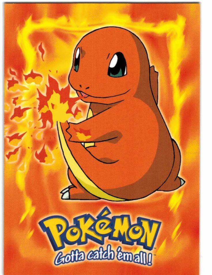 charmander pokemon card value 1999