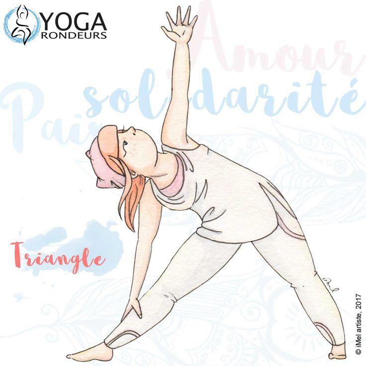 Yoga Rondeurs – iMel artiste