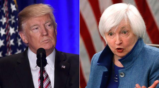 Noticia Final: Batalha de Titãs: Iminente duelo entre Trump & o B...