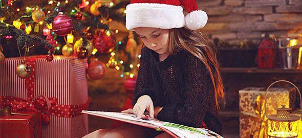 Δείτε 8 υπέροχα χριστουγεννιάτικα βιβλία για να χαρίσετε αυτές τις μέρες σε παιδιά από 6 έως 12 ετών!