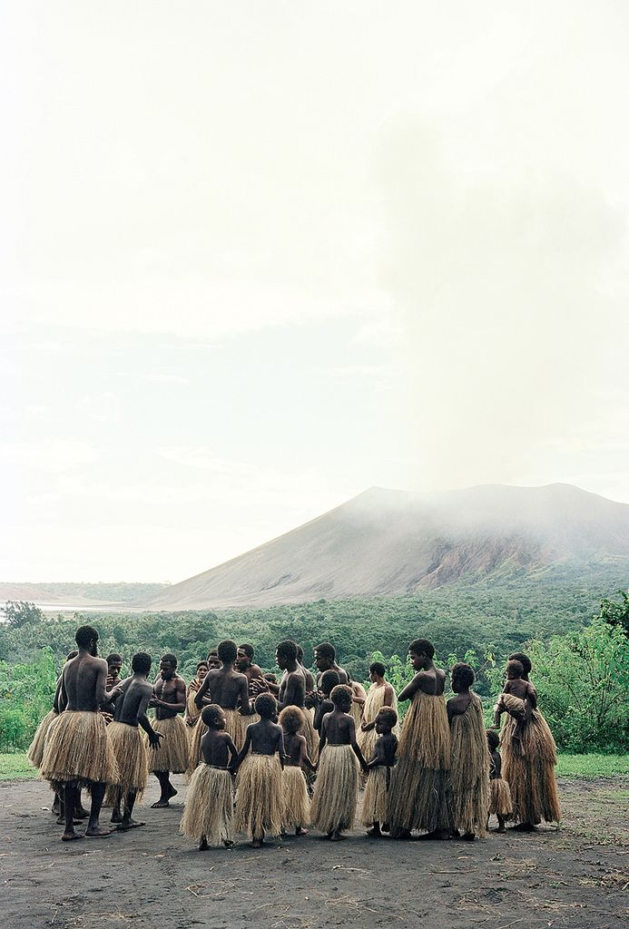 yakel villagers, tanna, vanuatu | traditional culture