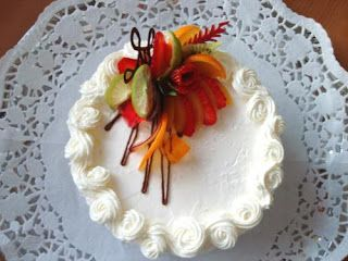 Flori de Zahar: Tort Vitraliu