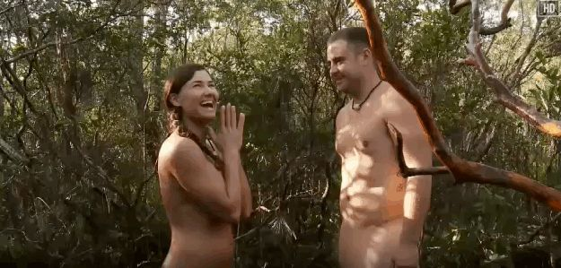 Nude scenes from naked and afraid-4124