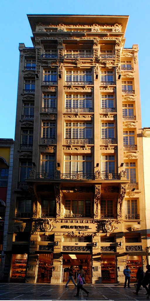 image hosted on flickr Edifício Guinle - Sao Paulo - Brazil - por Eli K Hayasaka, no Flickr