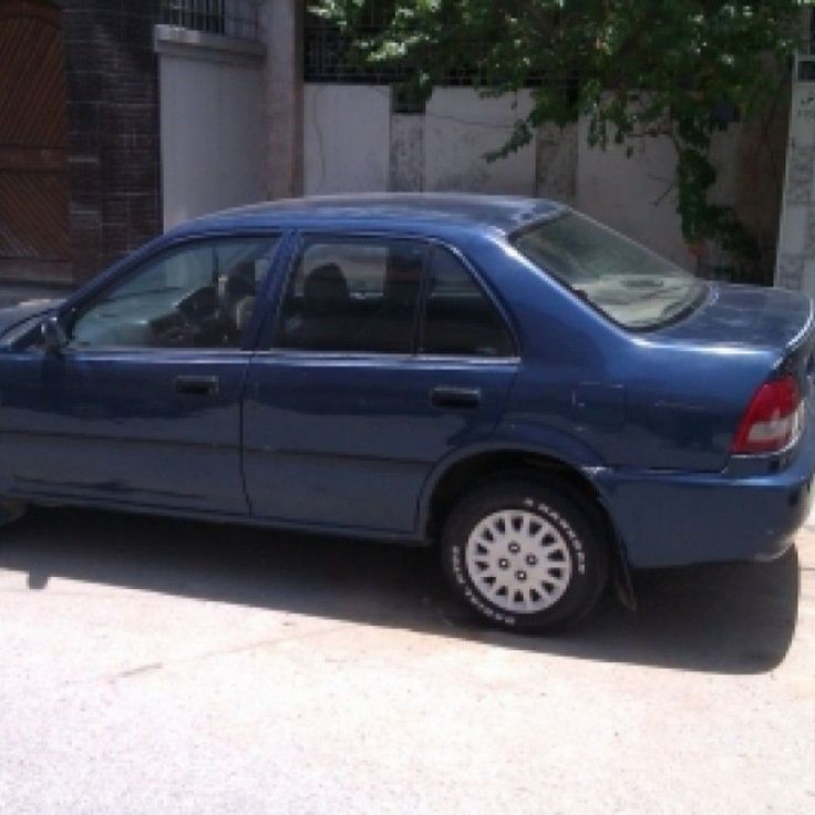 Comments by Seller The car is totally original (Three piece touch-up) but the color is faded. Chilled AC New Radiator Brand New Tyres Price is negotiable. Specification ...  https://www.quicklyads.pk/2001-honda-city-exi-for-sale-in-karachi/31345.html