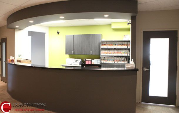 Photos Of Dental Reception Areas Dental Implants