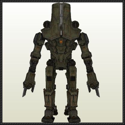 Pacific Rim - Cherno Alpha Jaeger Free Papercraft Download - http://www.papercraftsquare.com/pacific-rim-cherno-alpha-jaeger-free-papercraft-download.html