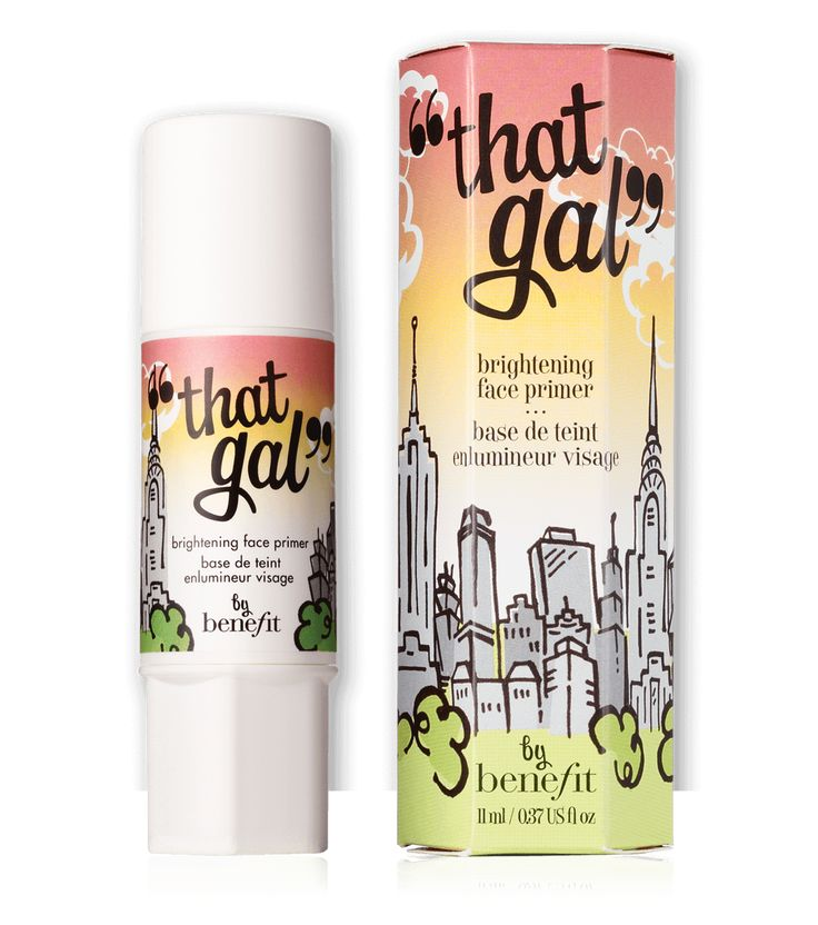 """that gal"" brightening face primer 
