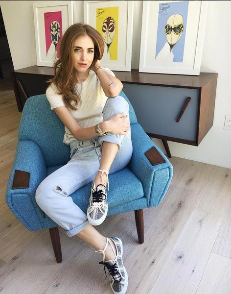La creatività artistica di Chiara Ferragni, brand di calzature made in italy anche in vendita online, cresce di anno in anno dal 2010 quando ha lanciato la sua prima collezione di calzature made in Italy.   http://follie.click/chiara-ferragni