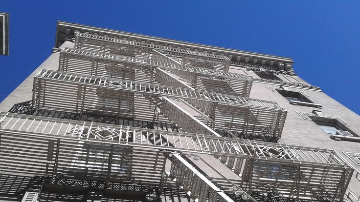 Upper East Side /  Fire Stairs
