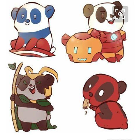 cute marvel fan art - Google Search
