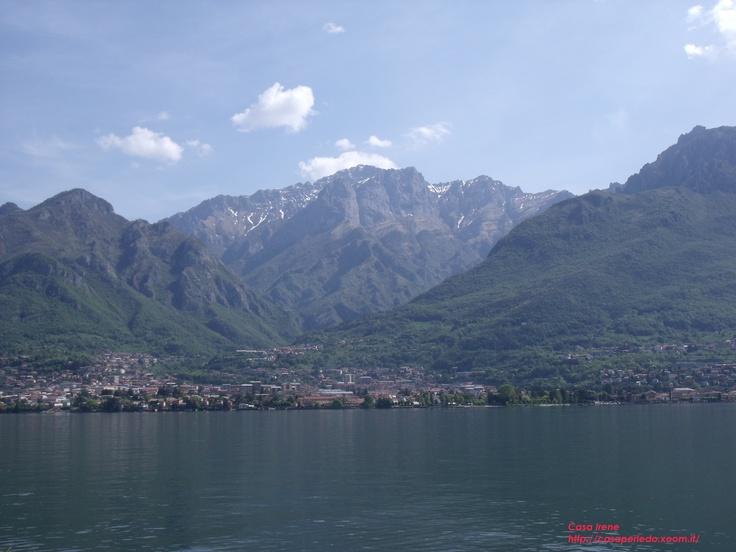 Mandello del Lario and the spectacular Grigna's Mountains!!! http://casaperledo.xoom.it/