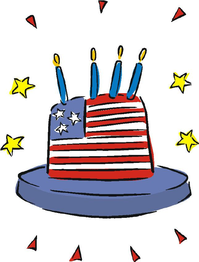 free 4th of july birthday cards